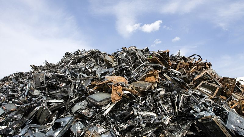 废铁回收出售服务